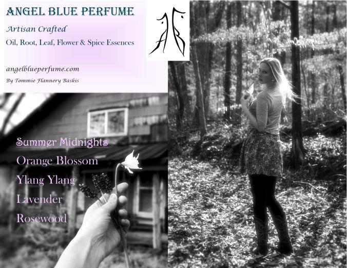Summer Midnights Perfume Ad