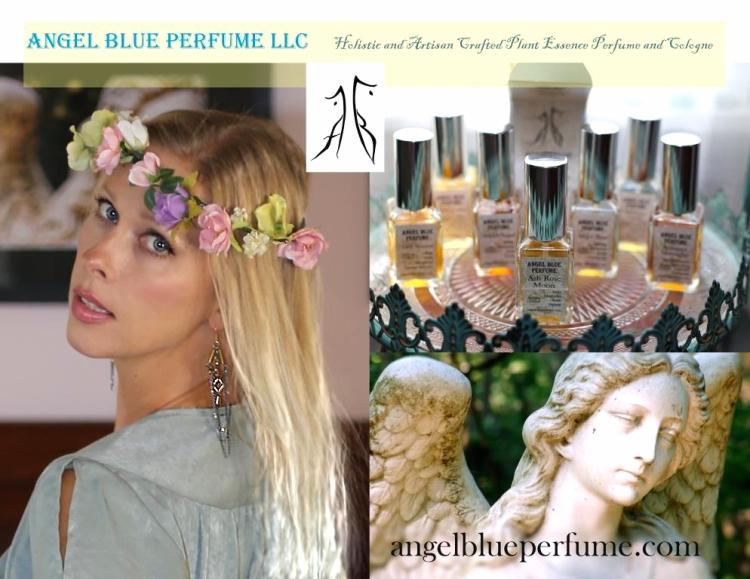 Elegant perfume ad 4